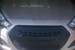 Решетка радиатора. Hyundai Solaris. Под заказ
