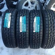 Bridgestone Dueler A/T 697. Всесезонные, без износа, 4 шт