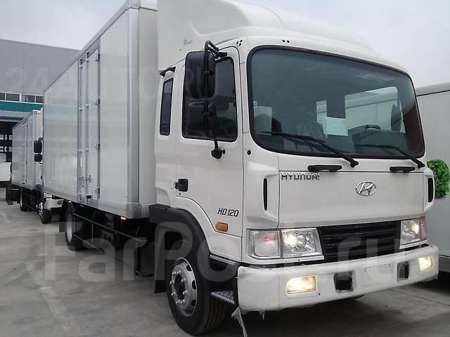 Hyundai HD120. Абсолютно новый фургон !, 7 500куб. см., 6 000кг.