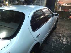 Стекло боковое. Nissan Maxima, A32 Nissan Cefiro, A32 Двигатели: VQ20DE, VQ30DE, VQ35DE, VQ25DD, VQ25DE, VQ