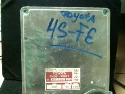 Блок управления двс. Toyota Corona, ST171 Двигатель 4SFE