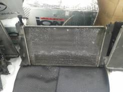 Радиатор охлаждения двигателя. Mitsubishi Colt, Z25A, Z25 Двигатель 4G19
