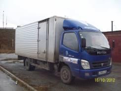 Изотермический фургон 5тонн