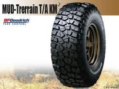 BFGoodrich Mud-Terrain T/A KM2. Всесезонные, без износа, 4 шт. Под заказ