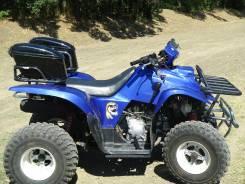 Квадроцикл Keeway ATV 250, 2012. исправен, без птс, с пробегом