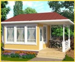 Садовые домики, беседки, веранды