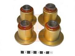 Комплект сайлентблоков рулевой рейки (из 4 деталей).