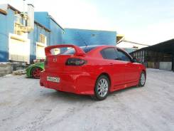 Обвес кузова аэродинамический. Mazda Axela Mazda Mazda3. Под заказ