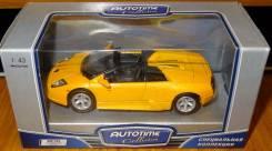 "Lamborghini Murcielago Roadster желтый ""Motor"