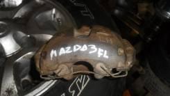 Суппорт тормозной. Mazda Mazda3, JMZBK12 Двигатель Z6