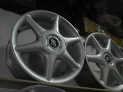 Nissan. 7.0x17, 5x114.30, ET30