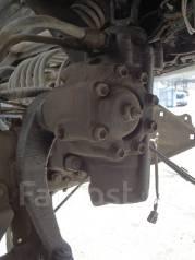 Рулевой редуктор угловой. Mitsubishi Fuso