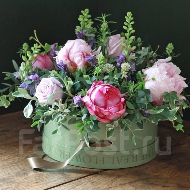 Дизайнерские букеты из цветов