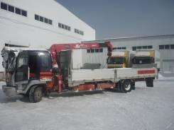Isuzu Forward. Продается самогруз , 8 000 куб. см., 5 000 кг., 12 м.