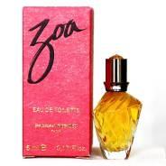 Parfums Regine's Zoa 5 мл! Винтажная парфюмерия!