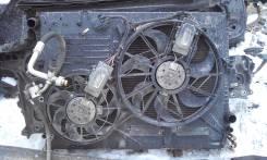 Диффузор. Volkswagen Touareg, 7L Двигатели: BAC, BPE
