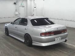 Обвес кузова аэродинамический. Toyota Cresta