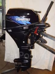 Tohatsu. 30,00л.с., 4х тактный, бензин, нога L (508 мм), Год: 2006 год
