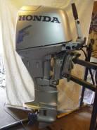 Honda. 25,00л.с., 4-тактный, бензиновый, нога L (508 мм), 2000 год год. Под заказ
