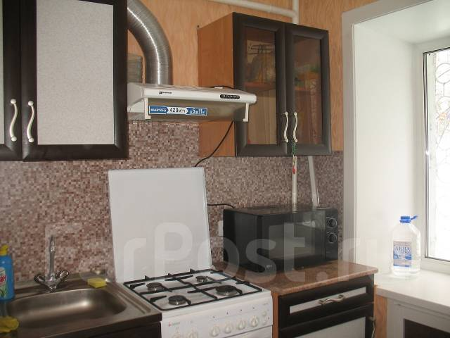 1-комнатная, улица Лермонтова 49. Центральный, 30 кв.м.