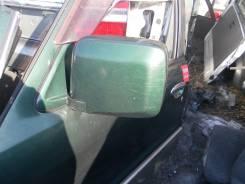 Зеркало заднего вида боковое. Nissan Safari, WRGY61 Двигатель TD42T