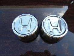 """Пара центральных колпачков на литые диски «Honda». Диаметр Диаметр: 15"""", 2 шт."""