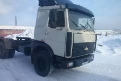 МАЗ 54329. МАЗ-54329, 1997 г., 14 866 куб. см., 20 000 кг.