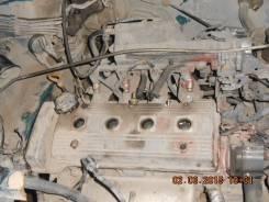 Двигатель в сборе. Toyota Sprinter Carib, AE115G Двигатель 7AFE