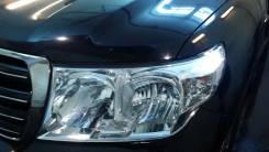 Фара. Toyota Land Cruiser, GRJ200, J200, URJ200, URJ202, URJ202W, UZJ200, UZJ200W, VDJ200 Двигатели: 1GRFE, 1URFE, 1VDFTV, 2UZFE, 3URFE