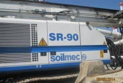 Продается буровая установка Soilmec SR-90. 400куб. см.