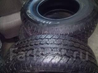 Dunlop Grandtrek AT2. Грязь AT, 2009 год, износ: 20%, 4 шт