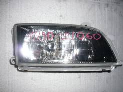 Фара. Toyota Caldina, ST190G Двигатель 4SFE