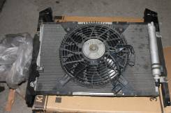 Радиатор кондиционера. Suzuki Grand Escudo, TX92W Suzuki Grand Vitara XL-7, TX92W Двигатель H27A