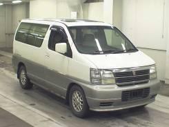 Nissan Elgrand. ALE50, VG33E