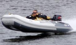 Badger. длина 2,70м., двигатель подвесной. Под заказ