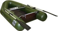 """Лодка надувная """"Фрегат 280 ES"""". длина 2,30м."""
