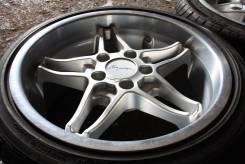 BMW/E39/E38 и прочее R18 8,5JJ +13OFF 235/40/18 bonus. 8.5x18 5x120.00 ET13 ЦО 74,1мм.