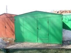 Продам металлический гараж с доставкой к вам на место. р-н кировский