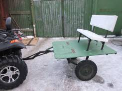 Продается прицеп универсальный, для квадроцикла.