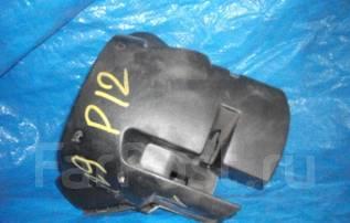 Панель рулевой колонки. Nissan Primera, P12 Двигатель QR20DE