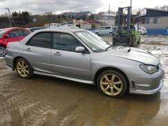 Дверь боковая. Subaru Impreza WRX, GDA