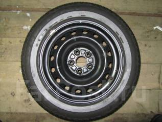 Комплект летних колёс на штампованных дисках 185 65R15. x15 5x100.00