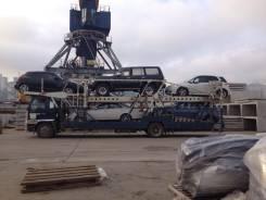 Hino Ranger. Автовоз HINO Rager, 8 000 куб. см., 14 950 кг.
