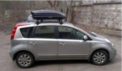 Дуги багажника. Nissan Note, E11, NE11 Двигатели: CR14DE, HR15DE, XH1