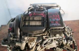 Двигатель в сборе. Suzuki Wagon R Solio, MA64S Двигатель K10A