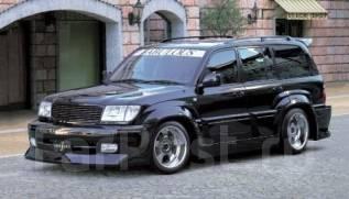 Решетка радиатора. Toyota Land Cruiser Cygnus Toyota Land Cruiser Lexus LX470. Под заказ