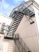 Стальные лестничные марши типа ЛГВ лестниц с решетчатыми ступенями. Под заказ