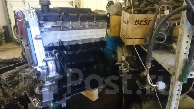 двигатели d4cb на hyundai после переборки