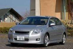Обвес кузова аэродинамический. Toyota Corolla Axio, ZRE142, NZE141, NZE144, ZRE144