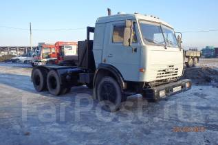 КамАЗ. Продам седельный тягач Камаз 5410, 11 000 куб. см., 20 000 кг.